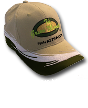 Green Magnet Ball Cap